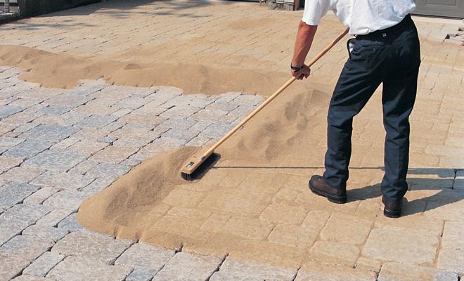 polymeric paver sand mi