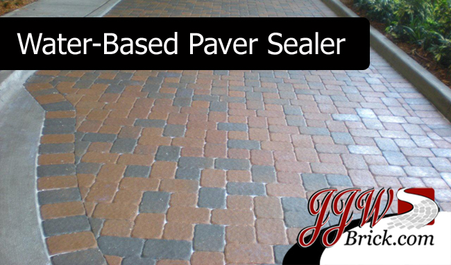 Water Based Paver Sealer MI