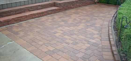 Brick Driveway Repair Brick Paver Driveway Repair