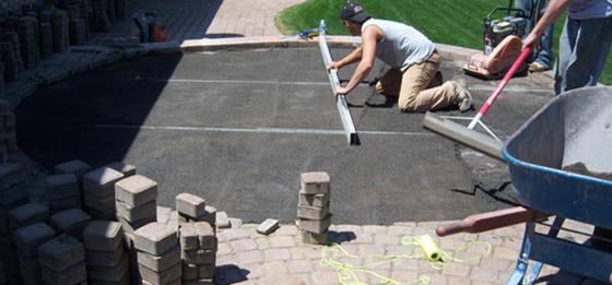 Paver Patio Repair Rochester Hills MI