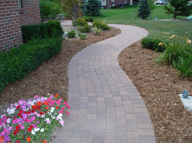 paver walkway repair royal oak mi