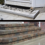 How to Repair Brick Paver Steps for Michigan Home Owners