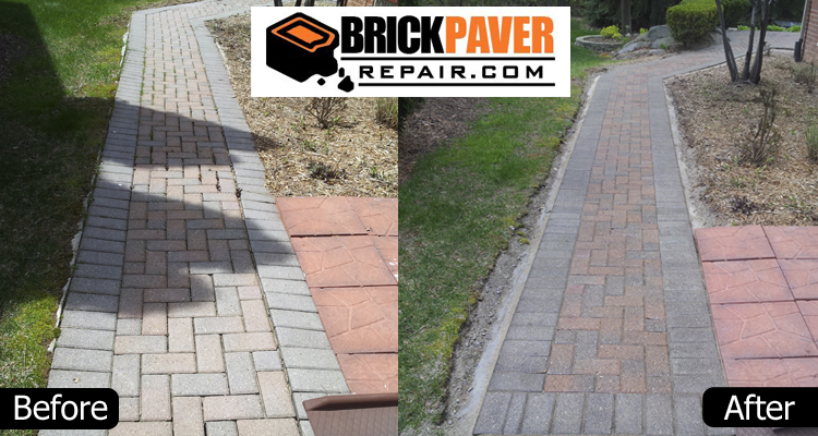 Paver Repair Services Oakland Twp MI