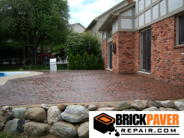Exceptional How Much Does Sealing Pavers Cost Mi