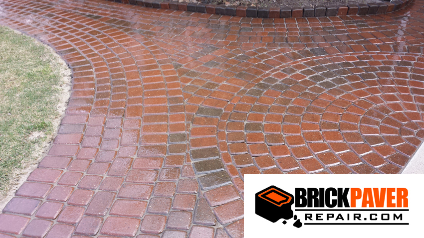 Repair Sealing Brick Pavers Macomb Mi